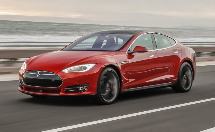Tesla Model S P100D 2016 02