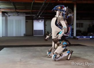 adquisición de Boston dynamics