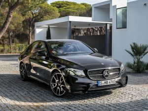 Mercedes AMG E 43 4MATIC W213 2016
