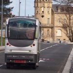buses autónomos en san sebastián