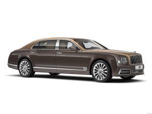 Bentley Mulsanne Extended Wheelbase First Edition 2016