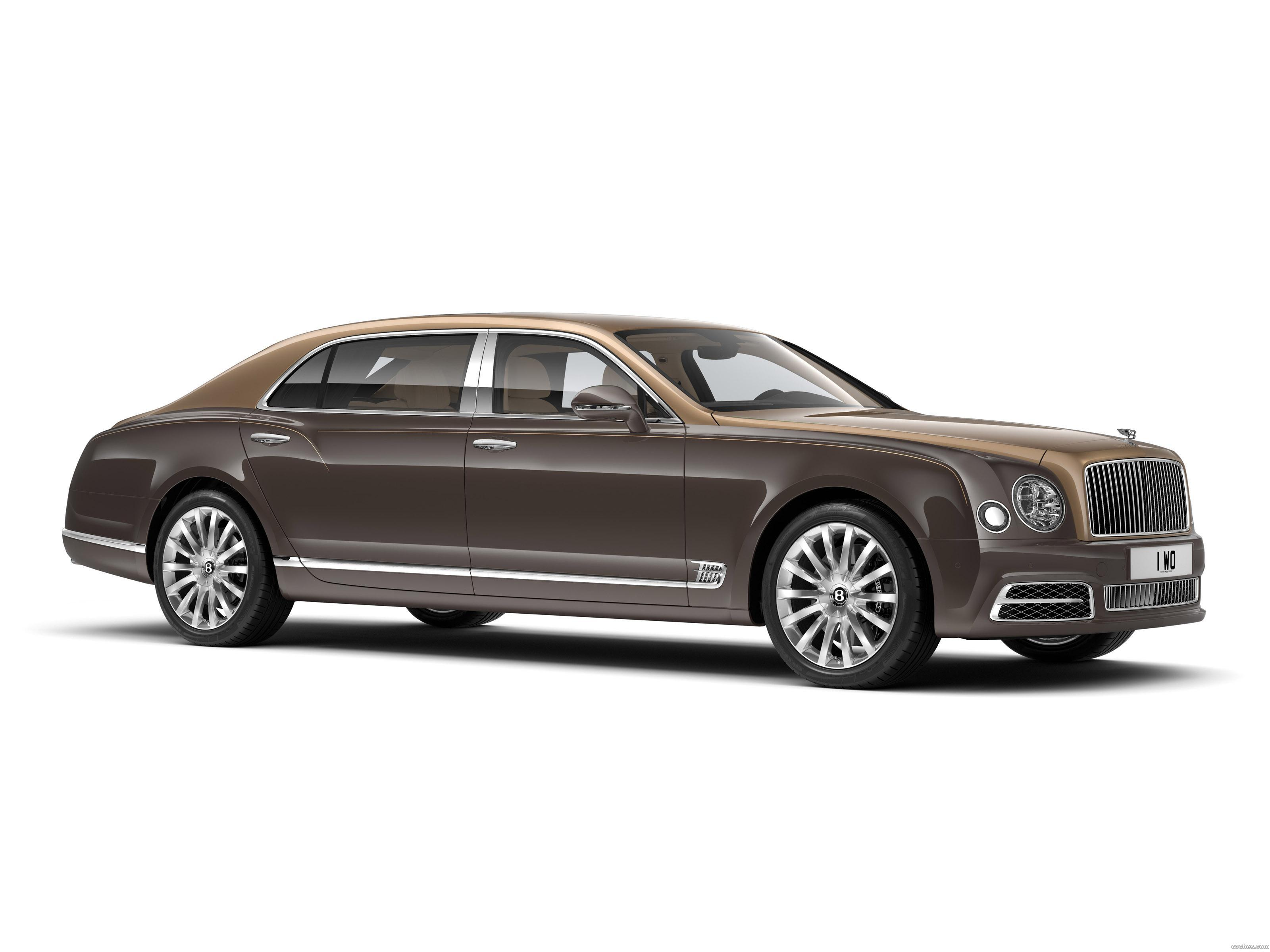 Fotos De Bentley Mulsanne Extended Wheelbase First Edition