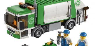 camión basura eléctrico