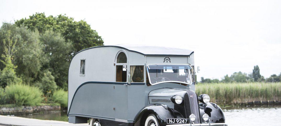 caravana Pontiac 1936