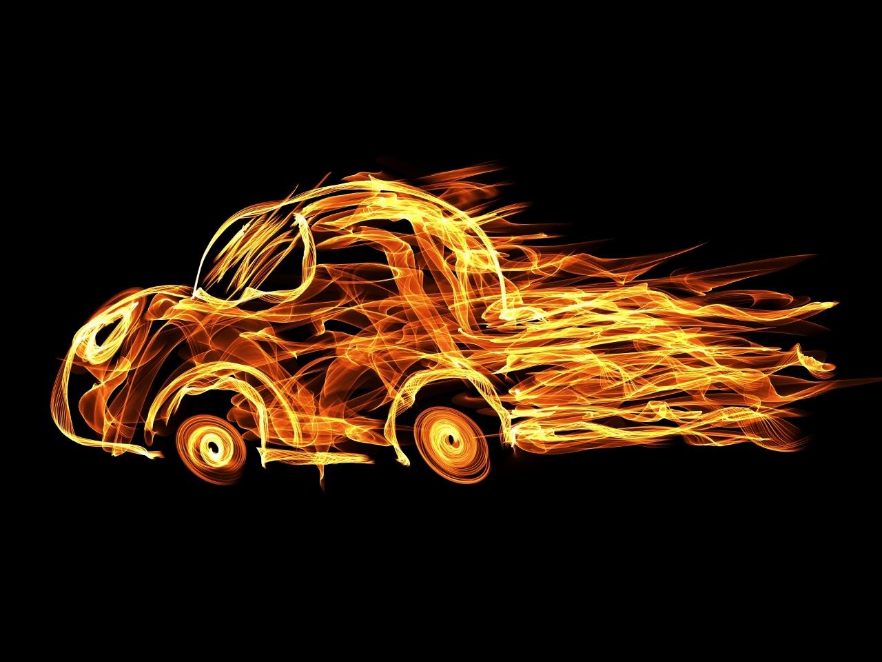 coche en llamas (3)