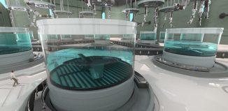 construcción en tanques