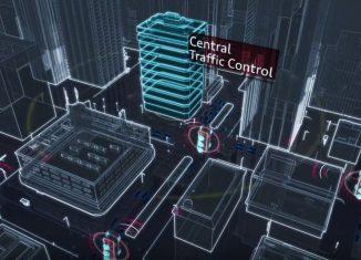 control de tráfico con la conexión de audi a los semáforos