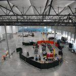 fabrica de hyperloop