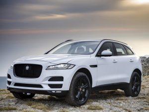 Jaguar F-Pace Portfolio 2016