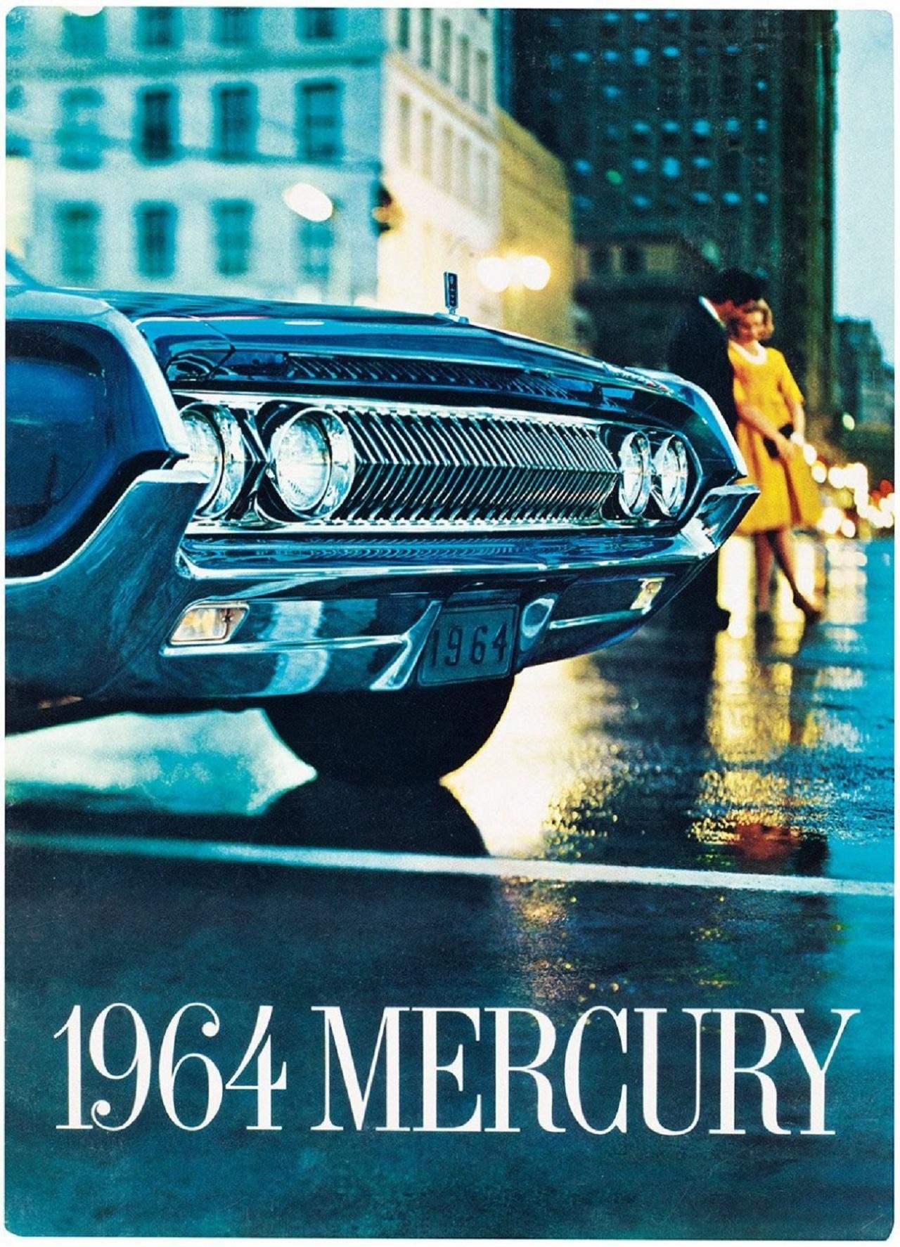 mercury, 1964