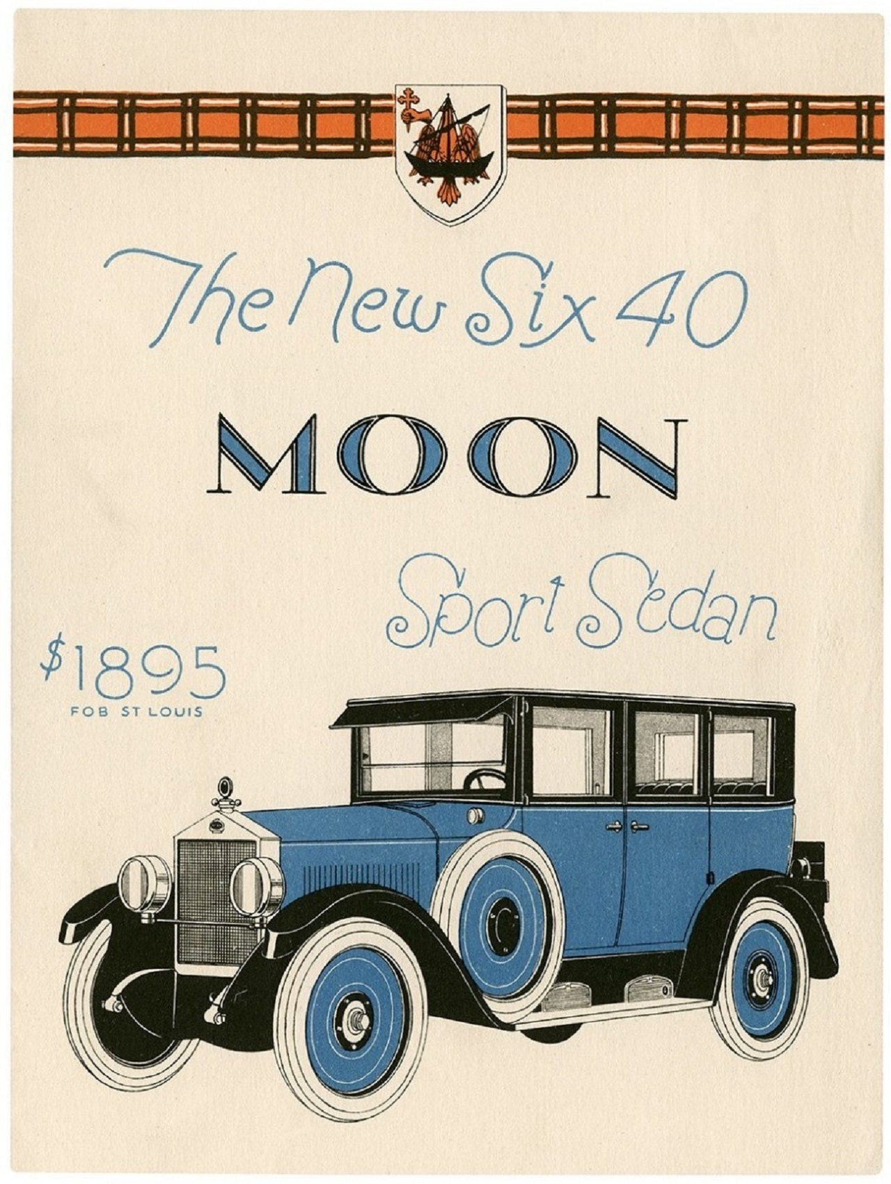 moon, 1924
