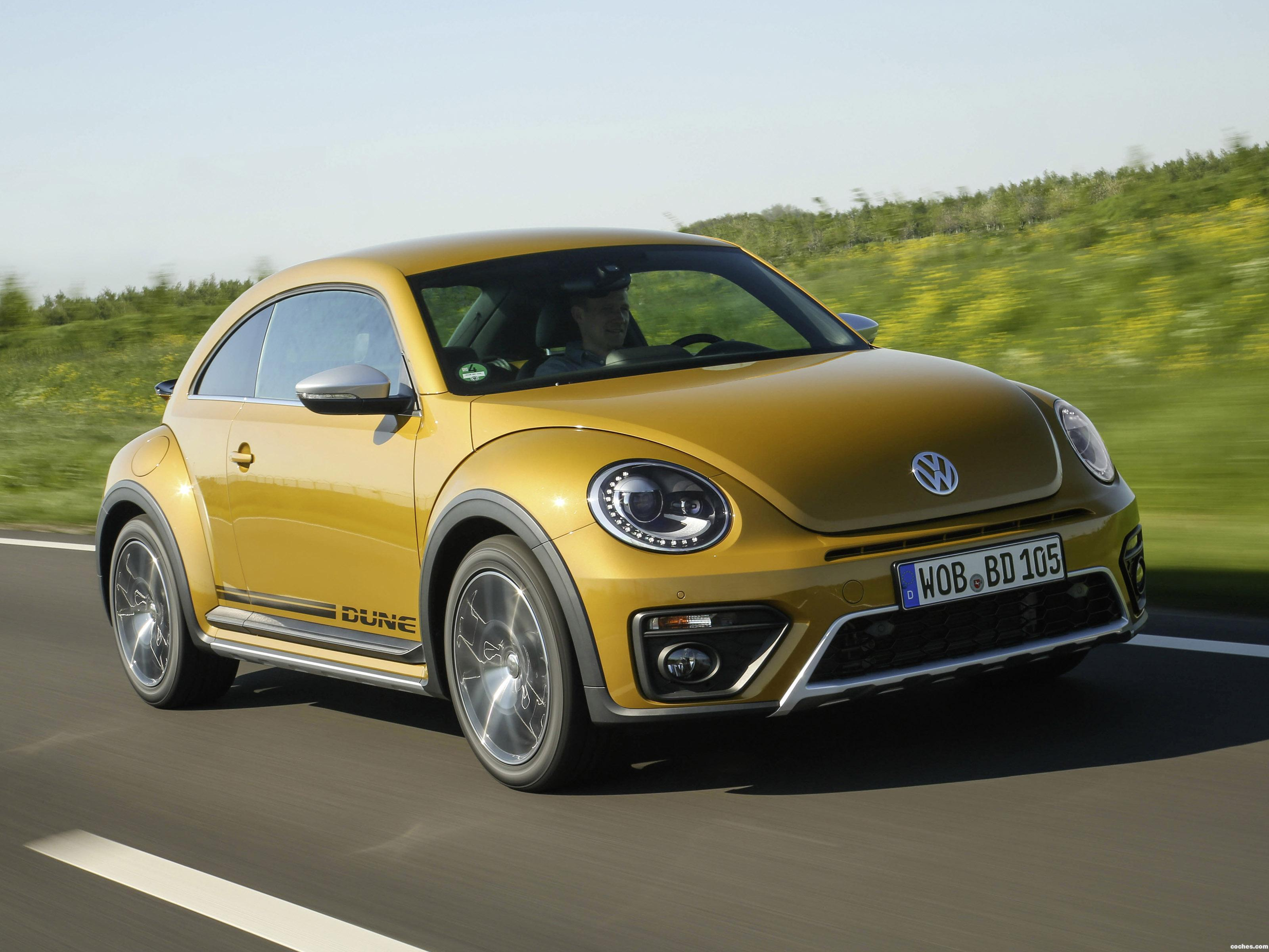 fotos de volkswagen beetle dune 2016. Black Bedroom Furniture Sets. Home Design Ideas