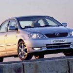 Toyota Corolla 9 gen