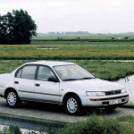 Toyota Corolla 7 gen