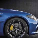 Alfa Romeo Giulia Veloce 2017 detalle llanta