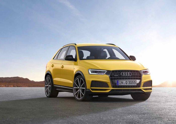 Audi Q3 2017 - 2