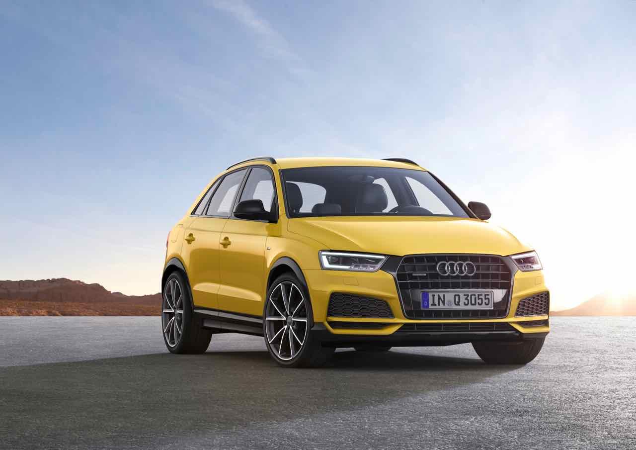 Audi Q3 2017 – 2