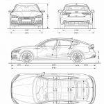 Audi S5 Sportback 2017 medidas
