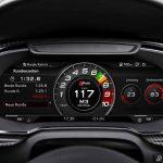 Audi virtual cockpit: Shift light