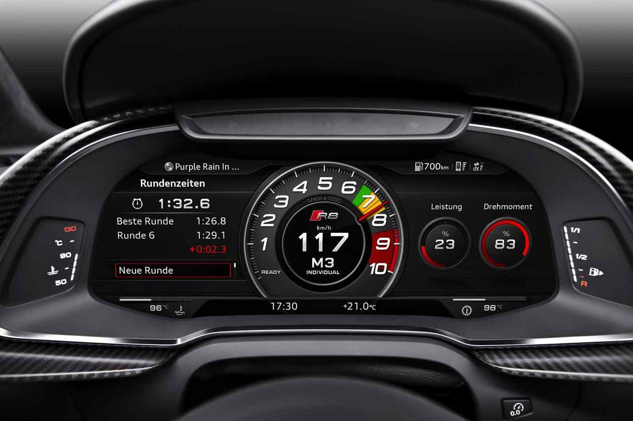Audi Virtual Cockpit El Salpicadero Del Futuro Que Ya Existe