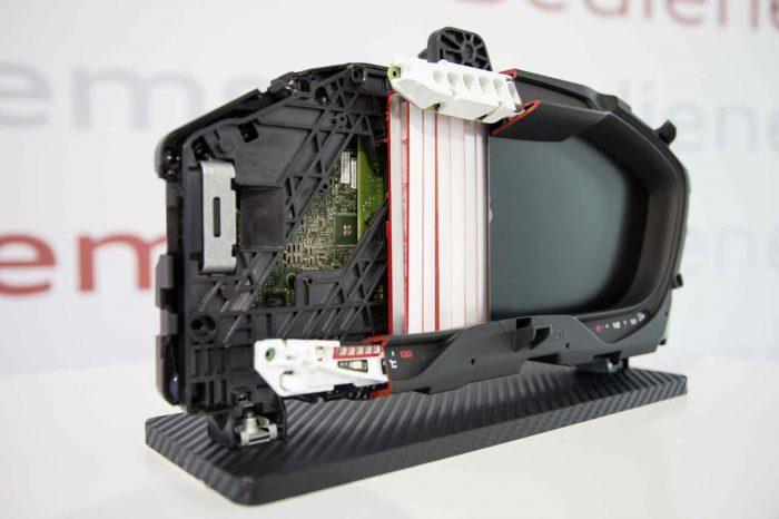 Audi TT Coupé virtual cockpit
