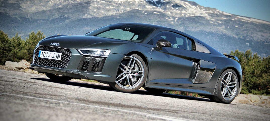 S TronicPrueba R8 Fsi Plus Audi A Fondo V10 Quattro 2 5 hxQCsdtr