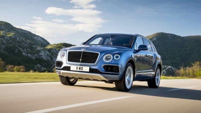 Bentley Bentayga Diesel 2017 - 1