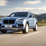 Bentley Bentayga Diesel 2017 - 2