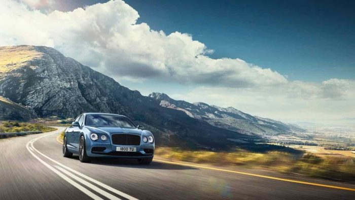 Bentley Flying Spur W12 2016 00