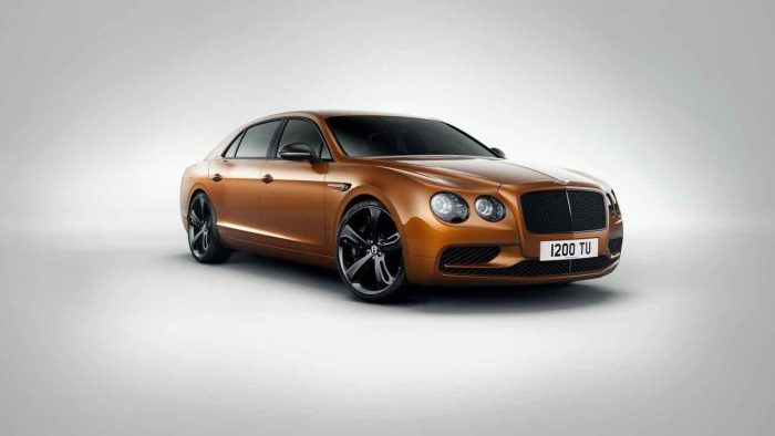 Bentley Flying Spur W12 2016 02