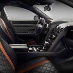 Bentley Flying Spur W12 2016 interior 01