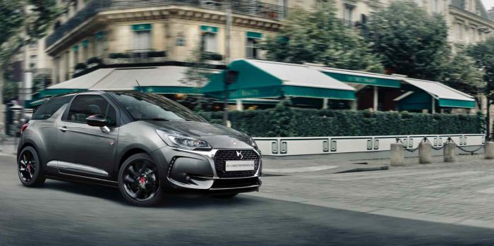 DS 3 Cabrio Performance Line 2017 - 1