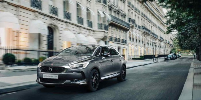 DS 5 Performance Line 2017 - 2