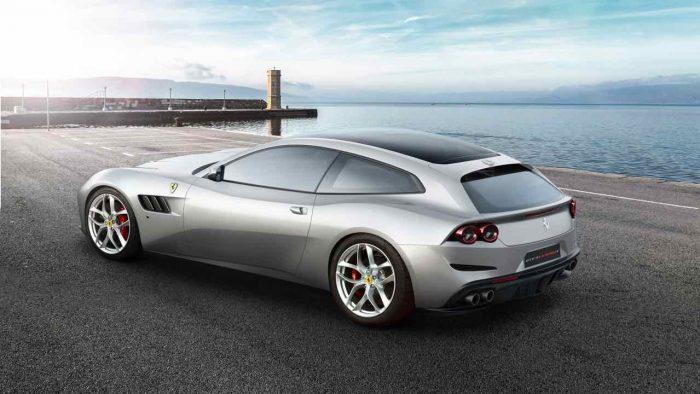 Ferrari GTC4Lusso T 2017 - 4
