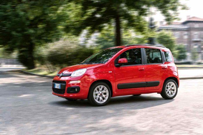 Fiat Panda 2017 - 5