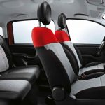 Fiat Panda 2017 interior - 1