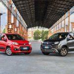 Fiat Panda 2017 y Panda Cross 2017 - 1