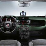 Fiat Panda 4x4 2017 interior - 2