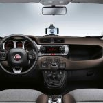 Fiat Panda Cross 2017 interior - 2