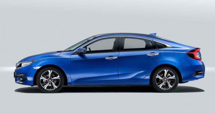 Honda Civic Sedan 2017 - 1