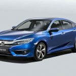 Honda Civic Sedan 2017 - 2