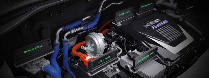 Hyundai H350 Fuel Cell Concept 2016 - 1