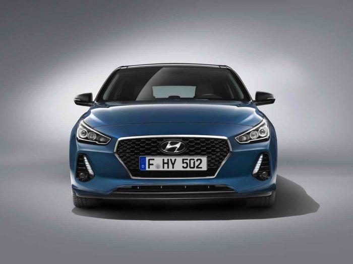 Hyundai i30 2017 - 1