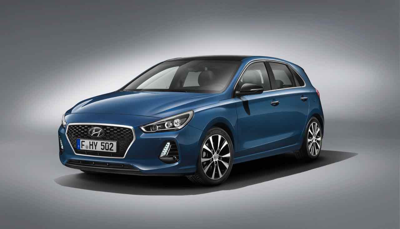 Hyundai i30 2017 – 3