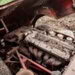 Jaguar E-Type 3.8 Coupe 1964 barn find - 9