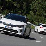 Kia Optima GT Sportswagon 2017 - 1