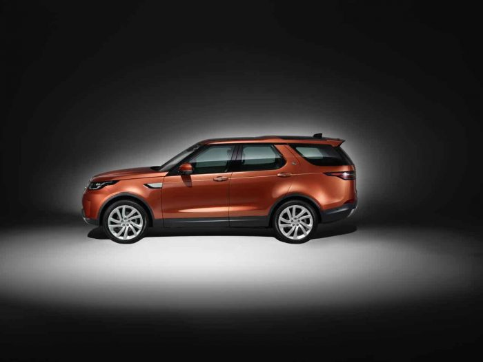 Land Rover Discovery 2017 - 7