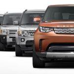 Land Rover Discovery 2017 generaciones