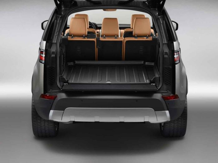 Land Rover Discovery 2017 maletero - 3