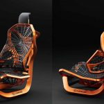 Lexus Kinetic Seat concept 2016 - 2